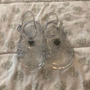 Old Navy Shoes - Old navy jelly sandals